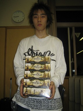 Lord of Magic 2005 Champion: 有留知広
